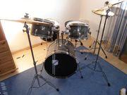 Drumset komplett