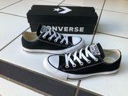 Converse Chucks schwarz Größe 36