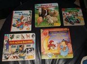 4 Pestalozzi 1 Nelson Kinderbücher