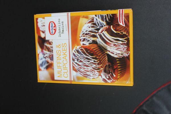 Dr Oetker Backbuch Muffins und