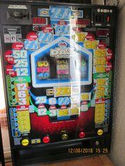 Bally Wulff Spieleautomat