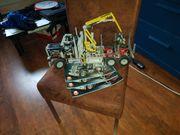 Lego Technik Holztransporter 9397