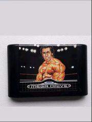 Wrestle War - Sega Mega Drive