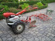 Kleintraktor-Iseki
