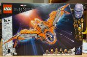 Lego 76193 Benatar Schiff der