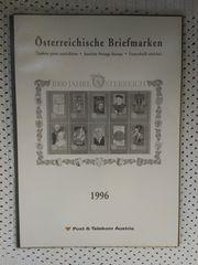 Briefmarken 1996 - Set 1000 Jahre