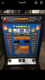 Triomint Topspiel Geldspielautomat Oldie