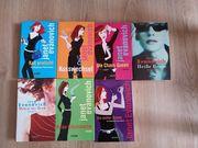 Janet Evanovich 7 Bücher gebunden