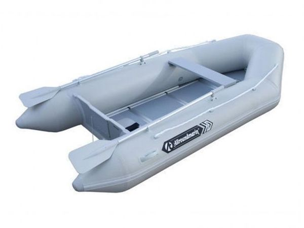 Schlauchboot Allroundmarin AirStar 300, mit Slipräder u. Zubehör, neuwertig - München Pasing-obermenzing - Zum Verkauf steht ein originales und hochwertiges Familienboot/Schlauchboot (mit Kiel) von Allroundmarin (Typ-Bezeichnung ``AS-300`` Budget) mit umfangreicher Ausstattung. Allroundmarin-Schlauchboote haben eine hohe Qualität - München Pasing-obermenzing