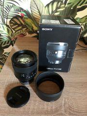 Sony 85 mm f1 4