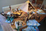 Playmobil - Ägypten - Pyramide Sphinx Versteck
