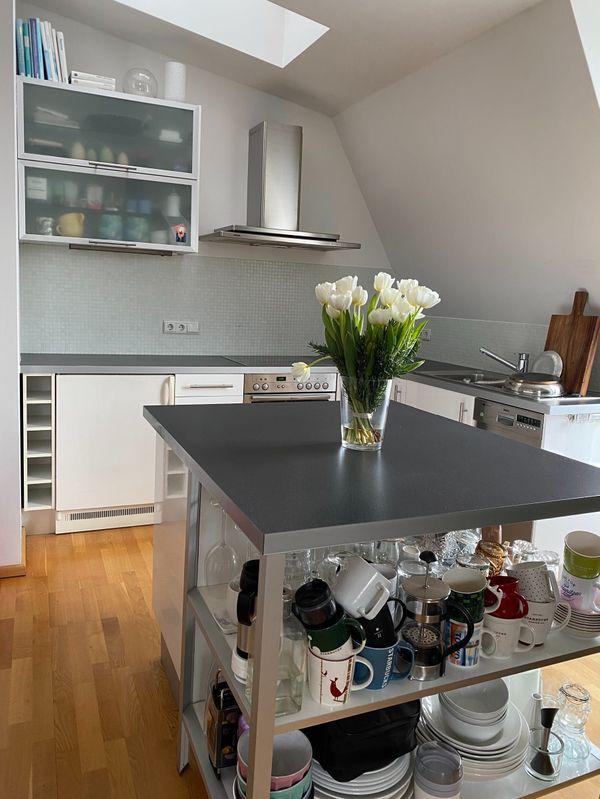 Einbauküche (L-Küche inkl Küchenblock)