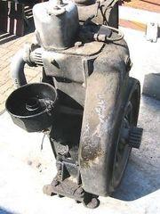 Standmotor Farymann Dieselmotor