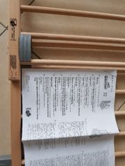 2 Schwenk - Treppenschutzgitter