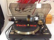 Technics Plattenspieler SL-1200 Limited