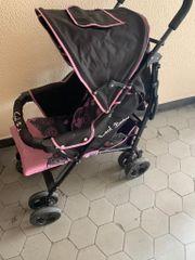 Kinderwagen Kindersitz