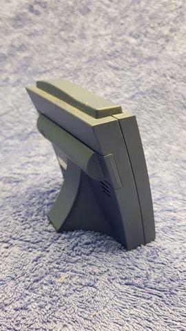 LCD Funkwecker blau türkis NEU: Kleinanzeigen aus Leverkusen - Rubrik Uhren