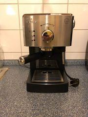 Philips Saeco HD8325 Siebträger Espressomaschine