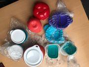 Tupperware Helferlein und diverse Kleinteile