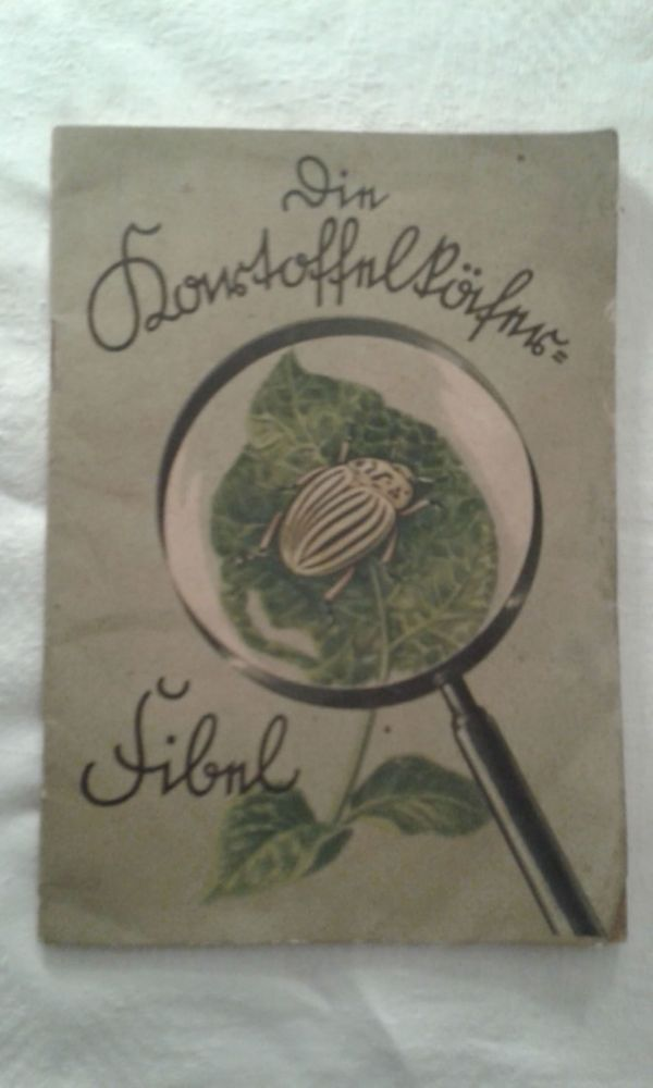 Die Kartoffelkäferfibel 1941