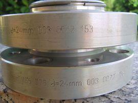 Adapterplatten 75-65 - Spurverbreiterung - Distanzscheiben Peugeot: Kleinanzeigen aus Fischingen - Rubrik Alufelgen