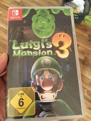 Luigis Mansion 3 für Nintendo