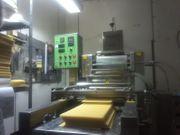 Automatische Wabenherstellungsmaschine - Mittelwandherstellung