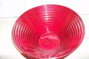 Glasschale rund 20 cm Durchmesser