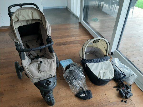 Kinderwagen Baby Jogger City Elite
