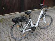 Fischer City-E-Bike