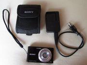 Sony Digitalkamera Cyber Shot -Steadyshot-
