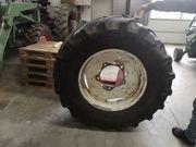 Traktorreifen Goodyear Reifen Felgen Paar