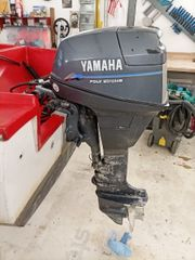 Ausenborder Yamaha 6 PS Elektrostarter