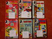 103 Mickey Maus Hefte 1980-1985