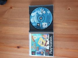 PlayStation Sonstiges - Spiel Spongebob für PlayStation1