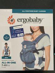 Ergobaby Omni 360 Babytrage