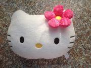 Kuscheliges Hello Kitty Kissen