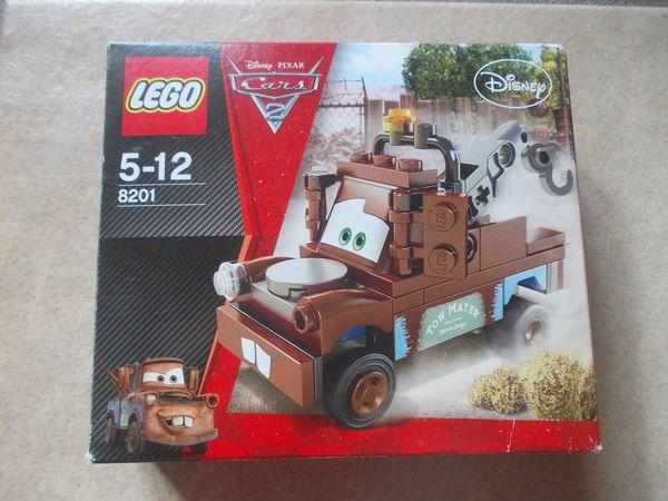 Lego Disney Cars 8201 Hook