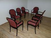 8 Stühle THONET VIENNA New