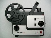 Film Projektor 8 mm Bauer