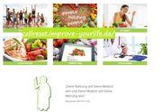 Abnehmen - ohne Hungergefühl - Gesund und