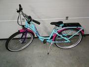 Mädchen Fahrrad Puky Skyride 24-7