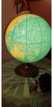 Drehbar Globus