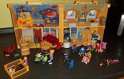 Playmobil Tragbares Puppenhaus mit XXL