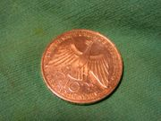 Münze 10 Mark 1972