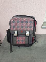 Take it easy Büchertasche rosa-