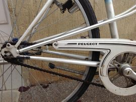 Damen-Markenfahrrad von Peugeot: Kleinanzeigen aus Stuttgart West - Rubrik Damen-Fahrräder