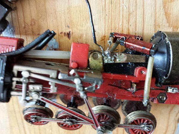Annahme defekter und beschädigter Modellbahnartikel