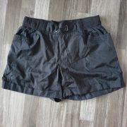 Shorts Bermuda schwarz Gr 36