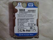 500GB Festplatte 2 5 Win10Pro